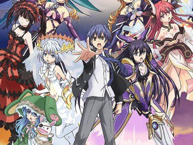 Enjoy the newest promo of Date A Live III