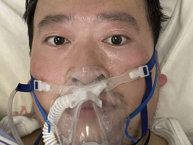 China Gives Half-Assed Apology for Reprimanding Whistleblower Doctor Killed by Covid-19