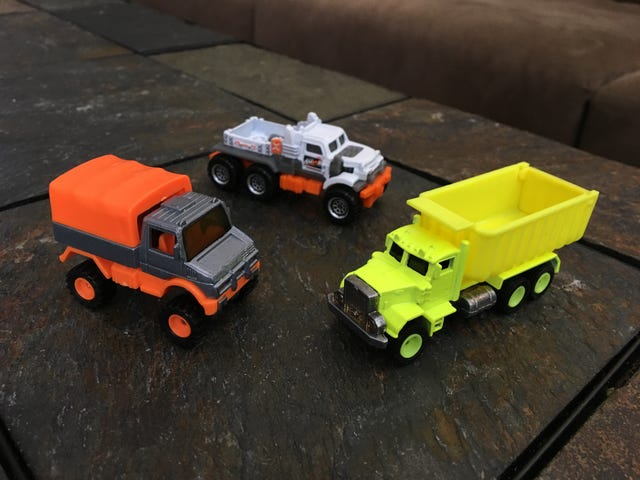 HAWL- Real Ridin' Trucks Edition