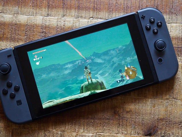 'Unpatchable Exploit' on Nintendo Switch Opens the Door to Jailbreaks