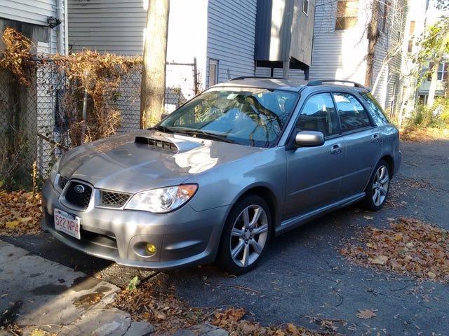 Subaru được rao bán