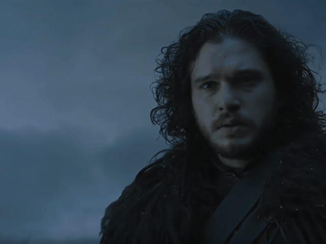 Este vídeo é o melhor amigo de Jon Snow é a maior pessoa do Juego de Tronos