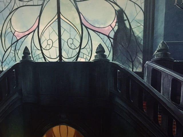 帮助在<i>Mysterium</i>保存艺术的Emo幽灵