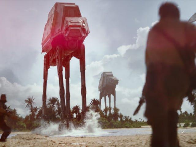 <i>Rogue One</i> Mendedahkan Lebih Banyak Pasukan Baru Merek Empayar