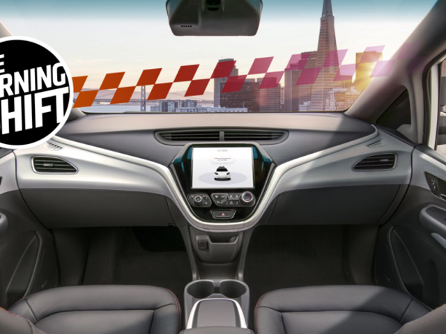 General Motors Is Spending $100 Million On Driverless Car Factories