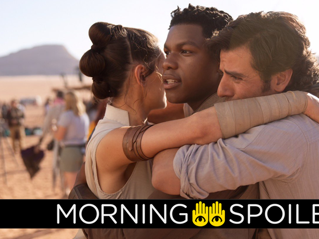 Does Alleged Star Wars: Episode IX Art Give Us an Intriguing Look at New Characters?