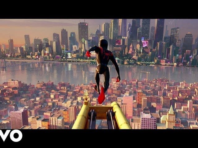 Well deserved! <i>Spiderman:</i> <em>Into the Spider-Verse</em> just won the 2019 Oscar for Best Animated Film!