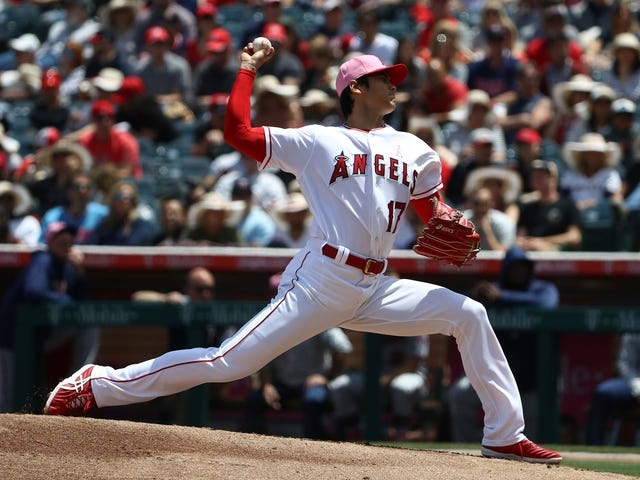 Shohei Ohtani's Starting To Reveal All His Powers
