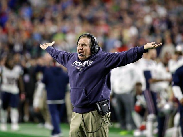 Bill Belichick Terpedaya NFL Tidak Akan Mengamalkan Ide Besarnya
