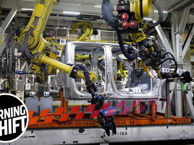 Industri Kereta Seluruh Amerika Boleh Mengambil Kemarahan jika Sempadan Mexico Ditutup: Laporan