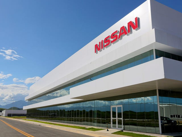 Nissan Will Axe 10 Percent of Its Products Following a Catastrophic First Half of 2019