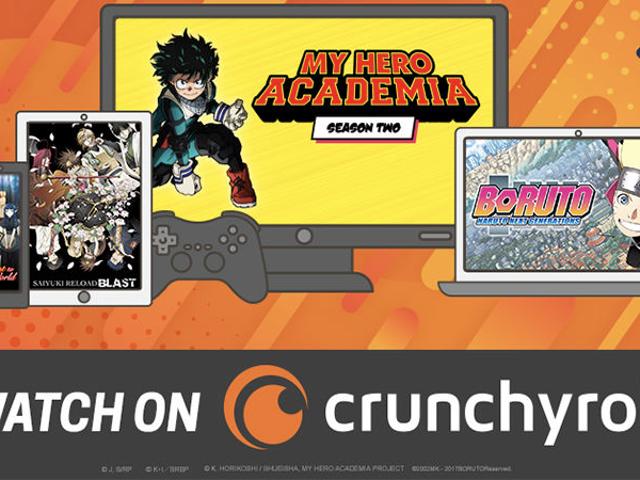 从Crunchyroll Premium免费享受30天免费试用广告