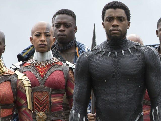 Black Panther's Okoye Has Issues Even BeforeAvengers: Infinity War Begins