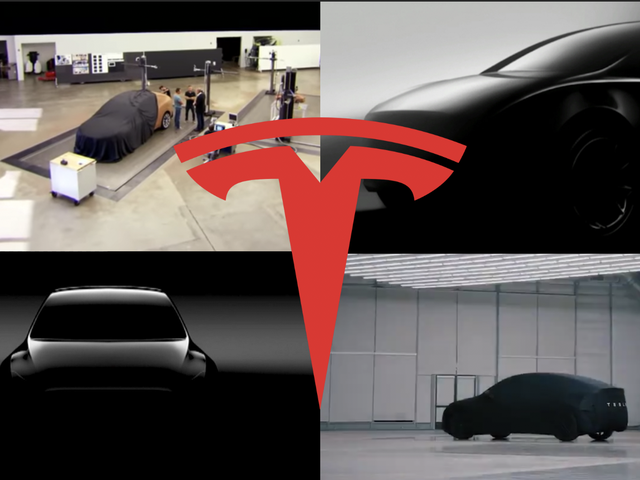 Todo lo que sabemos sobre el modelo Y de Tesla antes de su gran revelación
