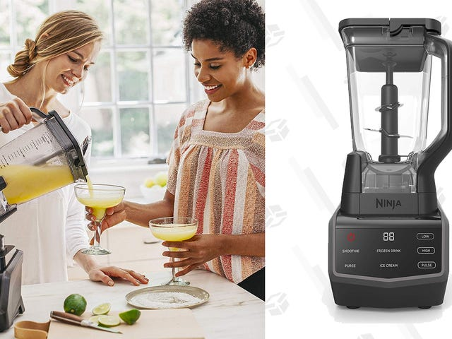 This Popular Ninja Blender Is Down to Just $70