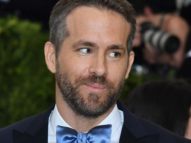 Ryan Reynolds Will Play Pikachu In A Live-Action Pokémon Movie