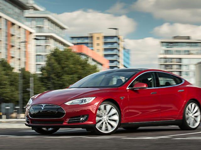 The $ 75k Model S 70D Adalah Tesla Entry-Level Baru