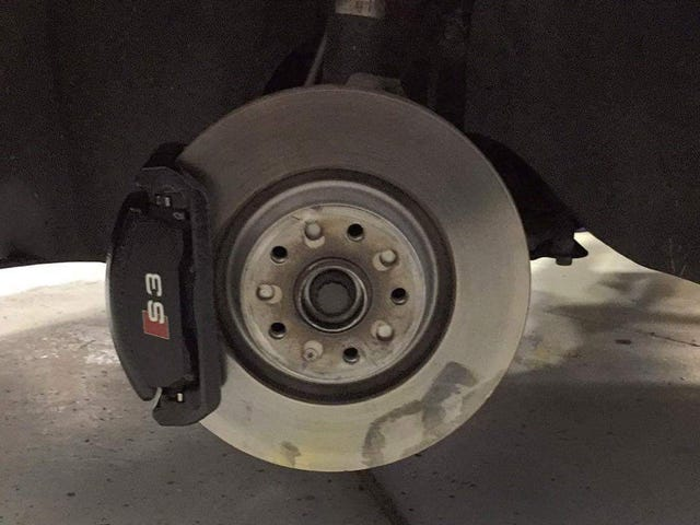 Audi S3 BBK installed!