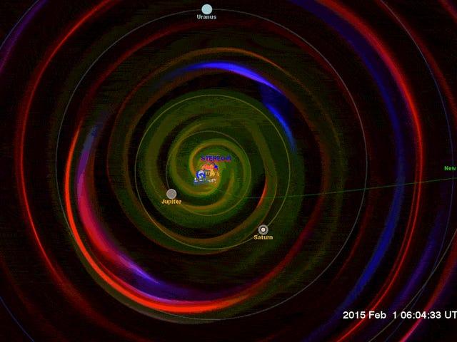 冥王星不是唯一正在研究的新视野