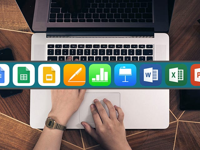 Google vs Apple vs Microsoft: Which Online Office Suite Should You Be Using?