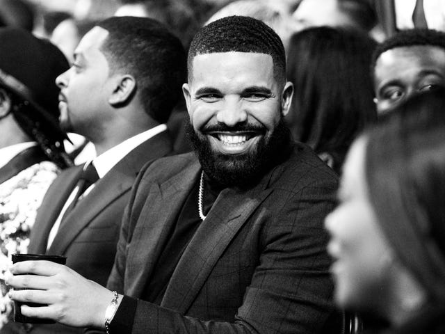 Drake Reportedly Bought Himself a $400,000 Custom Phone Case for Valentine's Day (and All I Want Is a Condo)