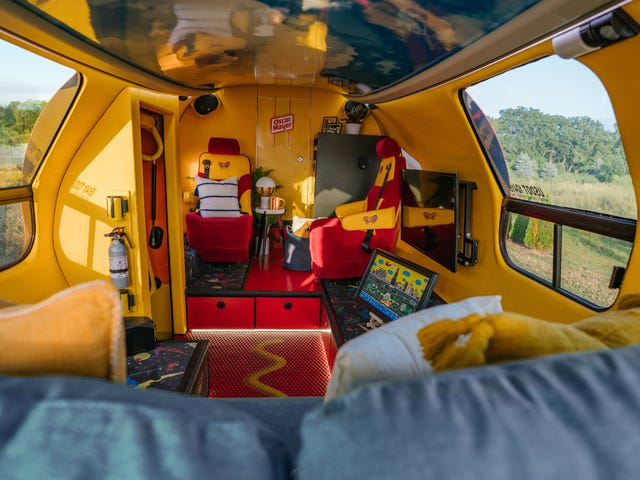 The Wienermobile is on Airbnb