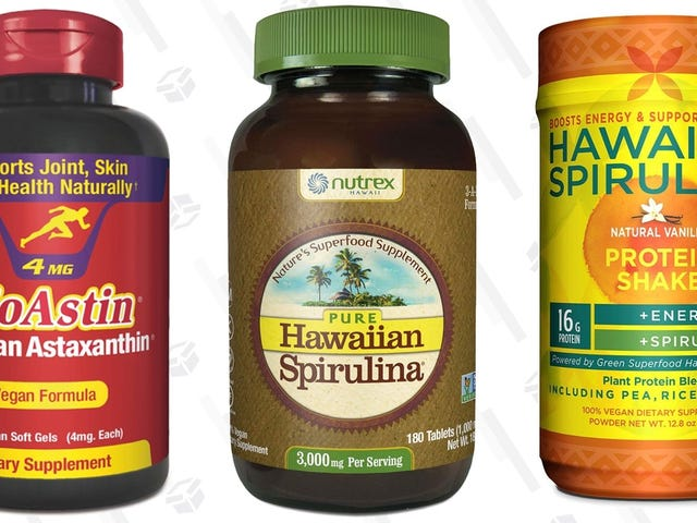 Put Nutrex's Popular Hawaiian Supplements In Your Body For Some of the Best Prices Ever