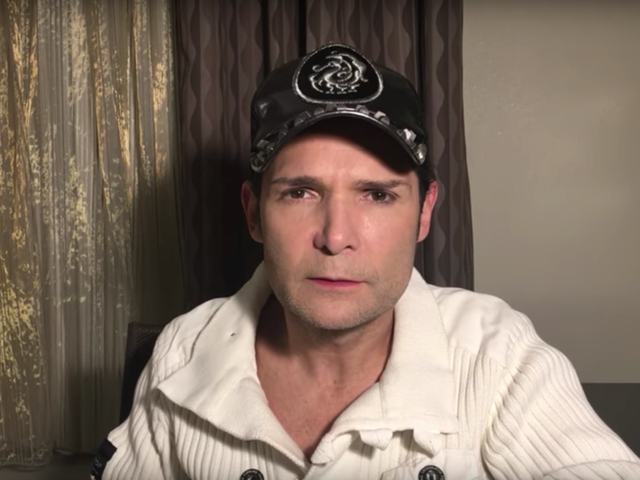 Corey Feldman Is Raising $10 Million to Make a Documentary About Pedophilia In Hollywood