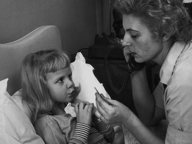 What Were Your Childhood Cures When You Got Sick?
