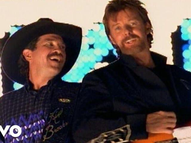 Brooks & Dunn - 'Honky Tonk Truth'
