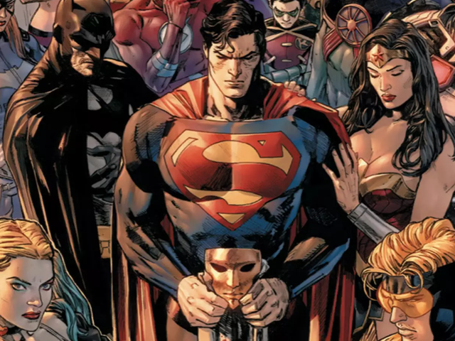 DC's Heroes in Crisis Is a Story About the Psychological Trauma of Being a Superhero