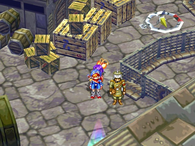 The New Grandia HD Collection Is Pretty But Really Needs A Fast-Forward Button