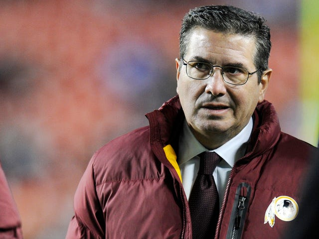 """Gigantes de Nova York evitam usar a palavra """"Redskins"""" em seu lançamento de agendamento (UPDATE)"""