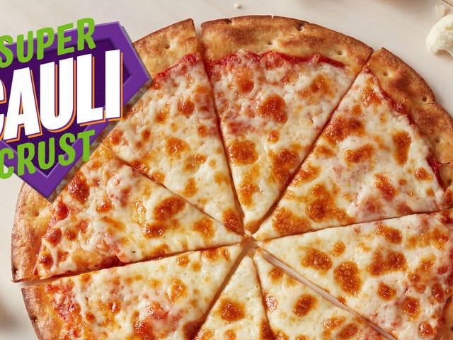Cauliflower pizza reaches the epicenter of mainstream: Chuck E. Cheese