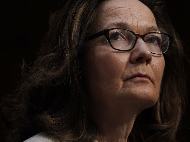 Trump's Thug, the Ruthless Gina Haspel, Confirmed as the 1st Female CIA Director