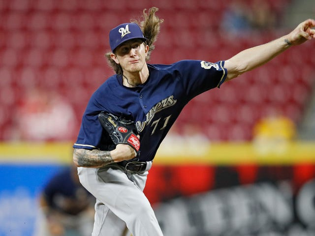 Josh Hader Is Striking Everybody Out