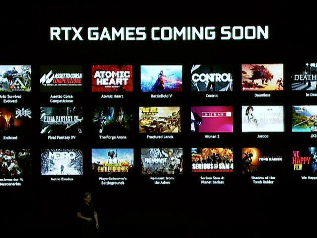 Nyren's Corner: Apparently NVIDIA Forgot to Clarify RTX Support