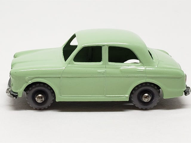 [REVIEW] Lesney Matchbox Wolseley 1500