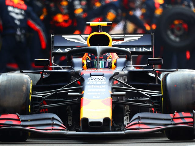 Formula One's Tiny Tires Will Soon Be Dead