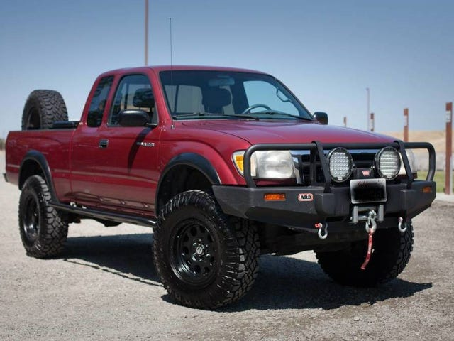 Ridiculous Toyota's: 98' Tacoma ARB'd