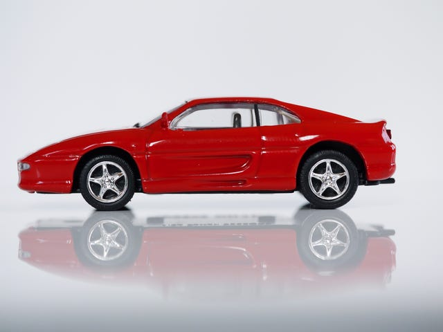 Kyosho Ferrari 2 1/64 # 36 - Project Prancing Horse # 36 - 1994 F355 Berlinetta