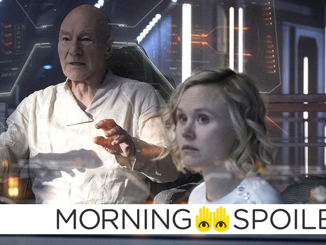 ¿Podría otro ícono de Star Trek dirigirse a la segunda temporada de Picard?