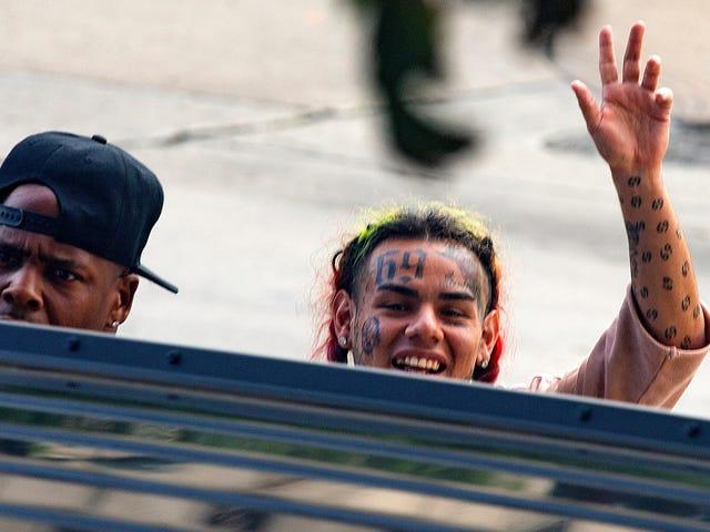 Das Zeugnis von Tekashi 6ix9ine hilft bei der Verurteilung von zwei neunköpfigen Trey-Gangsta-Blutmitgliedern