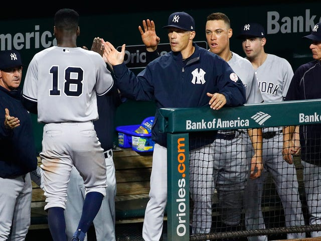 Hell Yes, Now The Red Sox Are Accusing The Yankees Of Cheating