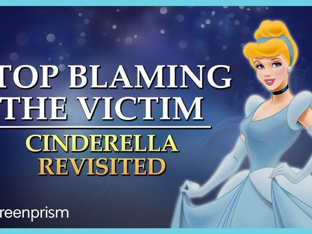 Here is an interestingvideo essay about Cinderella.