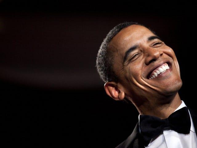 Le choix de chansons préféré du président Obama en 2015 est la chose la plus noire que nous ayons jamais entendue cette semaine