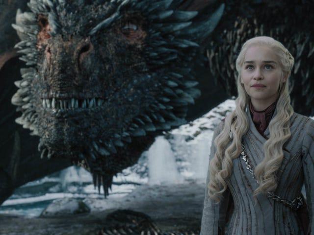 El primer spin-off de Juego de Tronos será una precuela sobre la casa Targaryen y sus dragones