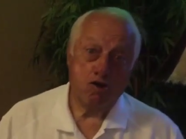 Tommy Lasorda's Dance Moves Will Screw Your Whole Day Up