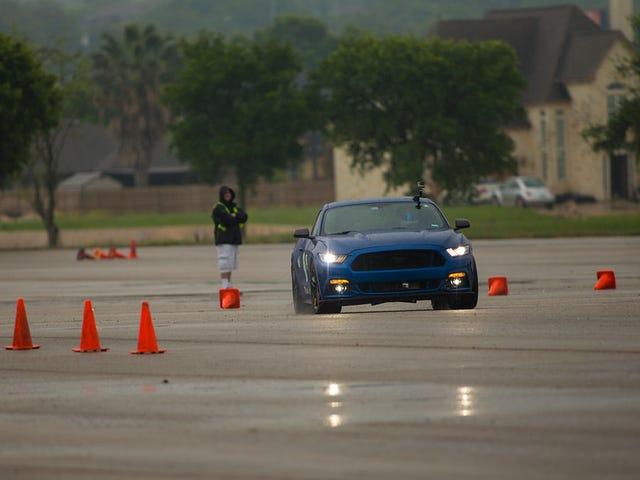Autocross Boostang