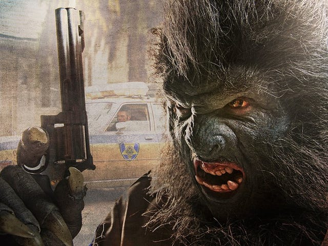 Wolfcop Is The Best '80s Movie Ever Made In 2014